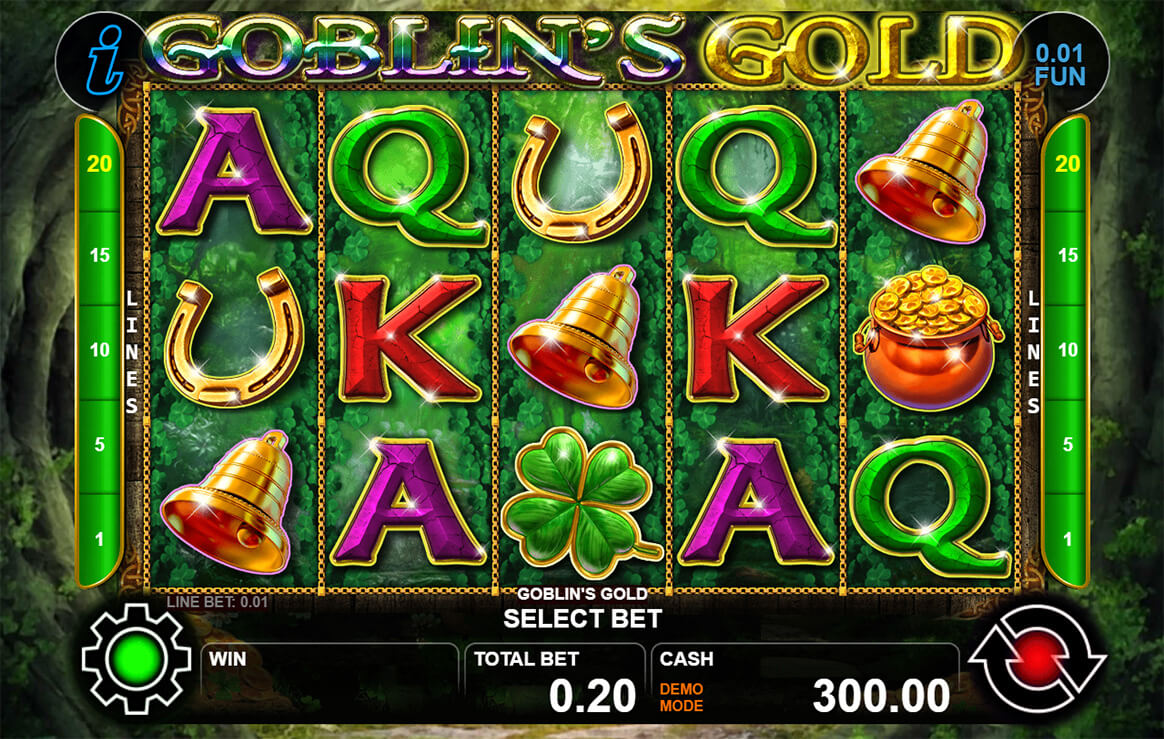 Goblins Gold Slot Machine